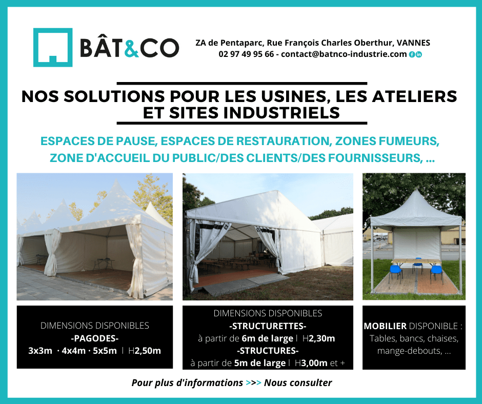 Bât&Co-Solutions pour les TPE/PME/PMI-usines-ateliers-sites industriels